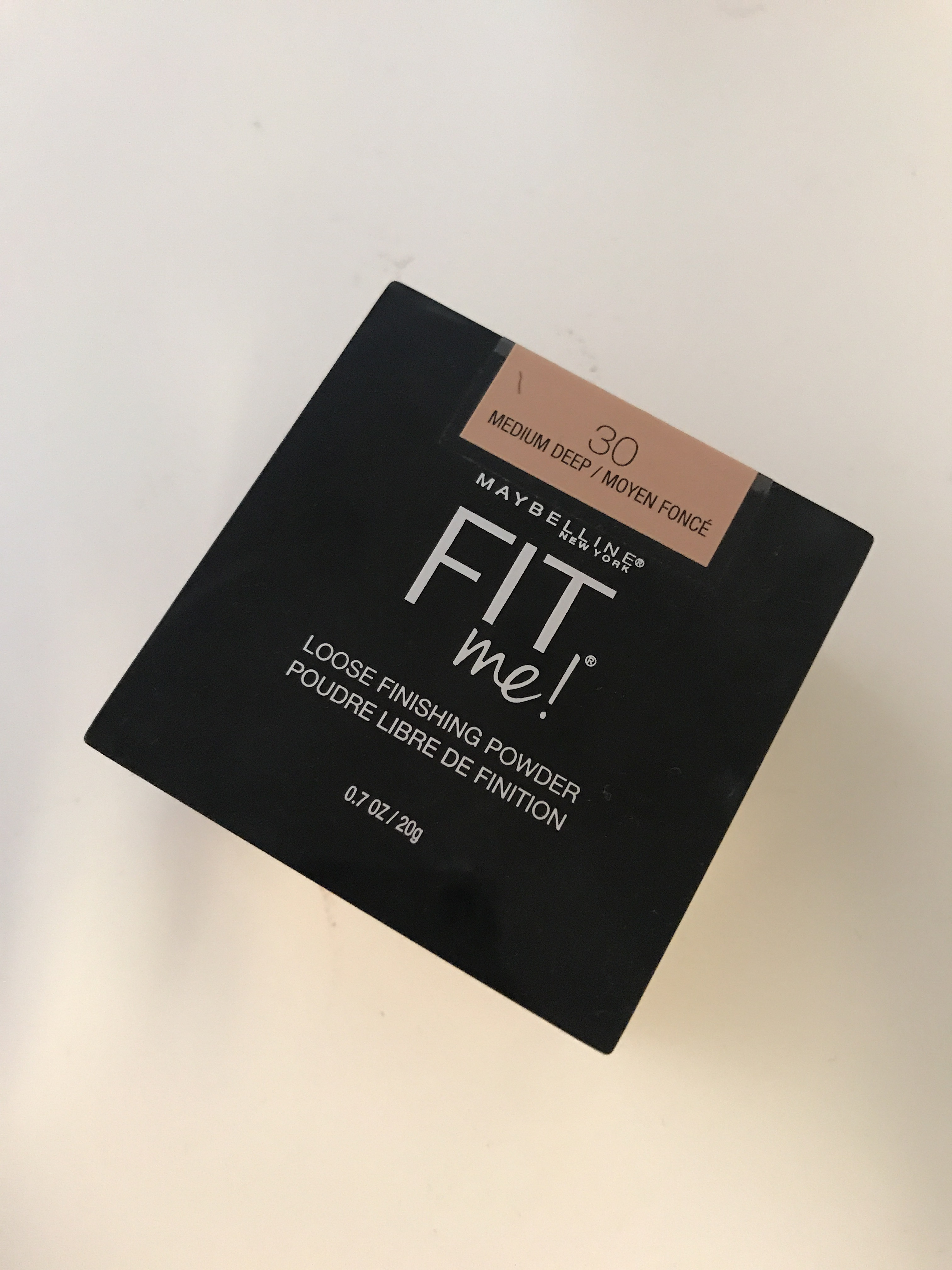 Fit Me Loose Finishing Powder by Maybelline #10